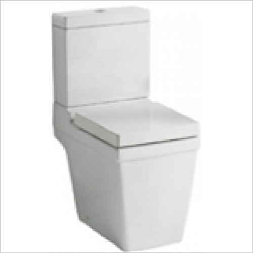 Eastbrook - Quba WC Pan & Soft Close Seat