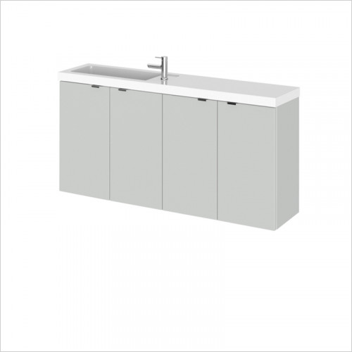 Hudson reed - 1000mm Combination Vanity Compact