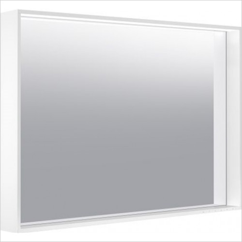 Keuco - Plan Light Mirror With Mirror Heating, Dali 1000x700x105mm