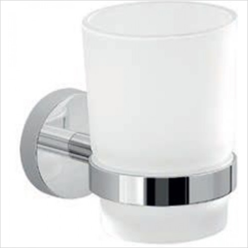 Bathroom Origins - Gedy Eros Tumbler Holder