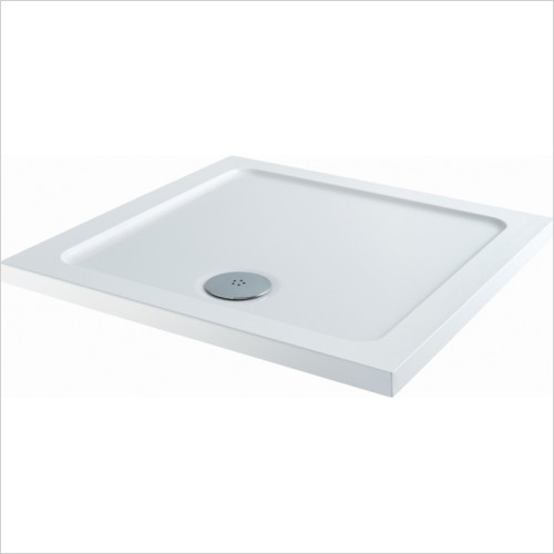 Scudo Bathrooms - 40mm Square Shower Tray