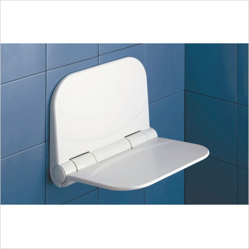 Bathroom Origins - Gedy Dino Complements Fold-Up Shower Seat