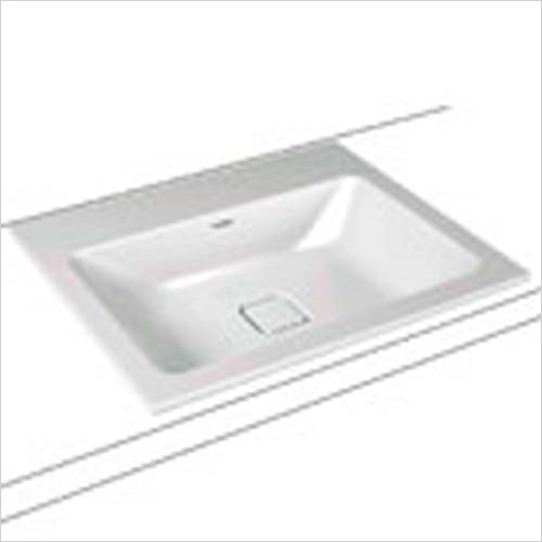 Kaldewei - Avantgarde Cono Built-In Basin 60x50cm 1TH