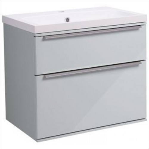 Roper Rhodes - Scheme 600mm Wall Mounted Double Drawer
