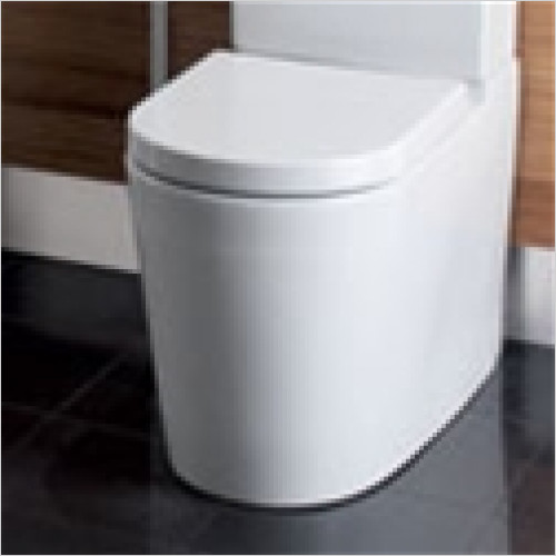 Eastbrook - Metro WC Pan & Soft Close Seat