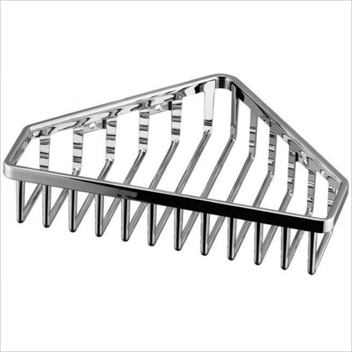 Keuco - Wire Basket Sponge Basket For Corner Installation