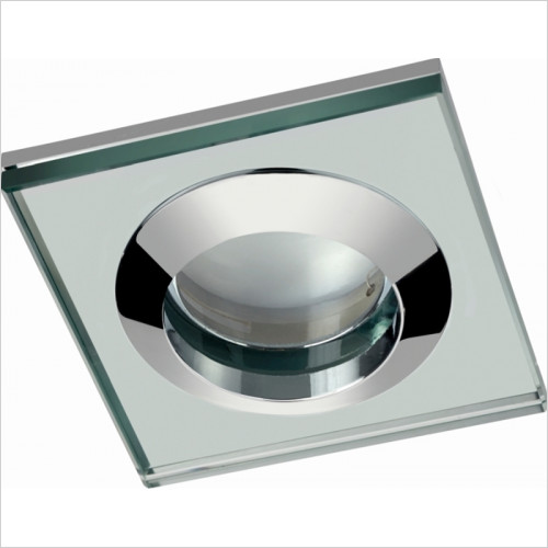 Hudson reed - Square Glass Shower Light Fitting