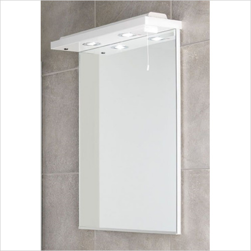 Eastbrook - Faro 580mm Wave Action Cornice