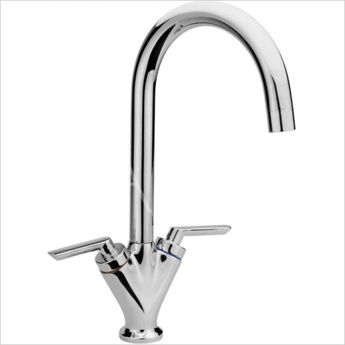 sagittarius - Contract Lever Monobloc Sink Mixer