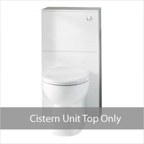 Eastbrook - Oslo Wide Cistern Unit Top