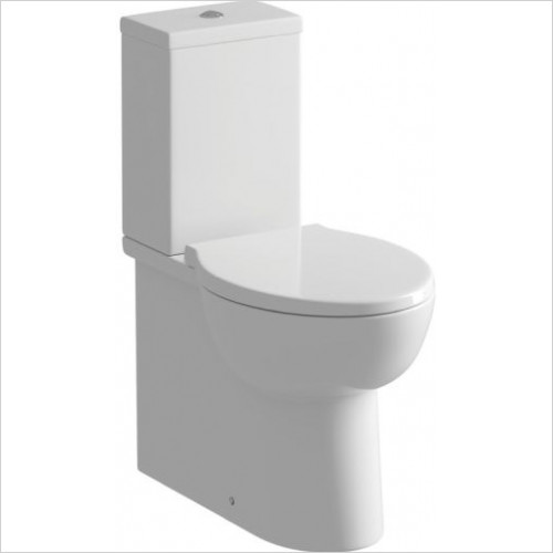 Moods - Mimosa Close Coupled WC With Soft Close Seat