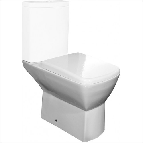 essentials - Jasmine Close Coupled WC