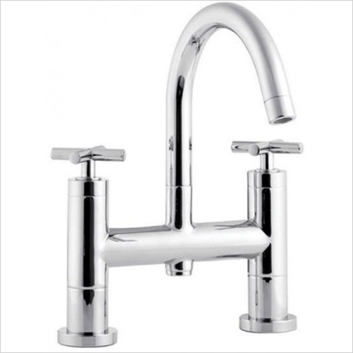 Abacus - XS Deck Mounted Bath Mixer