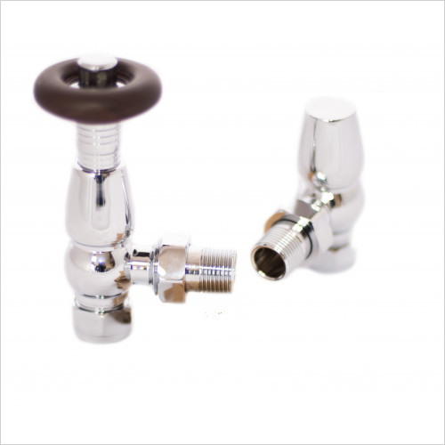 Redroom - Angled Classic Thermostatic Valve