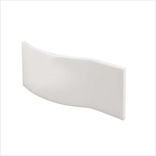 Cleargreen - Eco Round Front Panel 1500 x 525mm