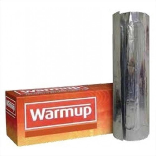 Warmup - Underlaminate Foil Heater 2m² 0.5 x 4m