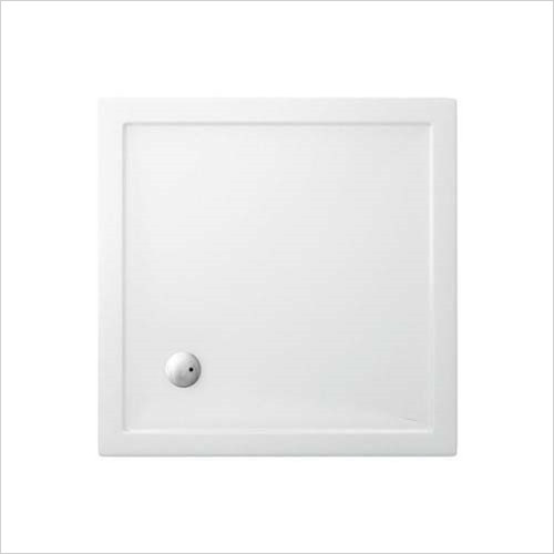 Zamori - Square 1000 x 1000mm Shower Tray (I)