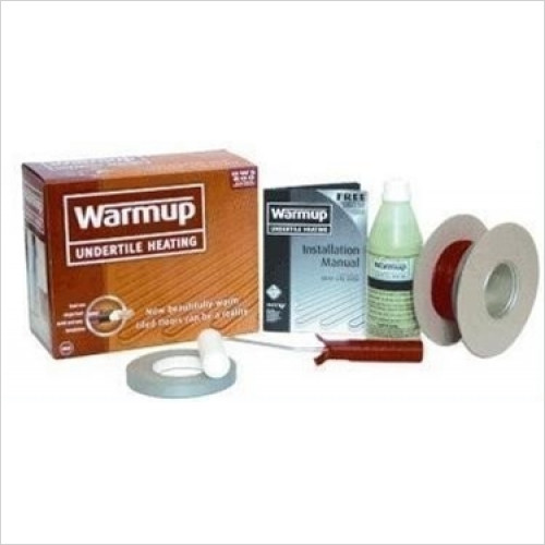 Warmup - Loose Wire Undertile Heating System - 1.5 - 2.4m²