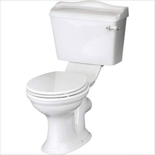 Hudson reed - Ryther Close Coupled WC
