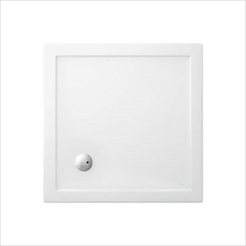 Zamori - Square 900 x 900mm Tray, Anti-Bacterial