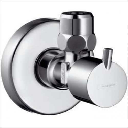 Hansgrohe - Bathrooms - Angle Valve S (Single)