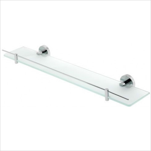 Eastbrook - Genoa Glass Shelf With Barrier