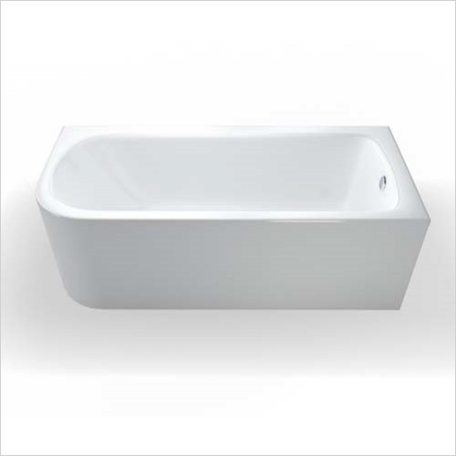 Cleargreen - Viride Offset Bath 1800 x 750mm RH