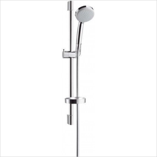 Hansgrohe - Bathrooms - Croma 100 Vario/Unica'C Set 0.65m