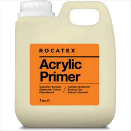 Abacus - Rocatex Acrylic Primer 1 litre