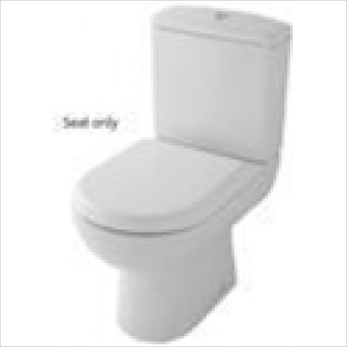 Eastbrook - Dura Deluxe Soft Close Seat
