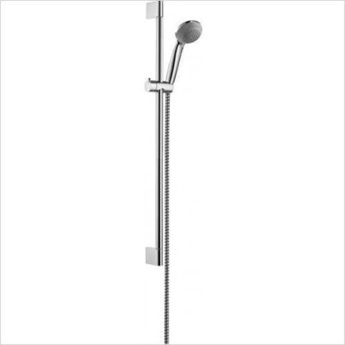 Hansgrohe - Bathrooms - Crometta 85 Green/Unica Crometta Set 0.65m