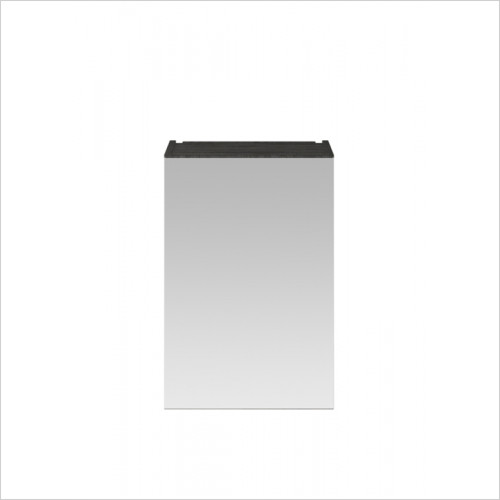 Hudson reed - 450mm Single Mirror Cabinet (180mm Deep)