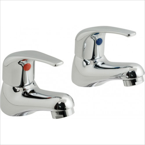 Vado - Bathrooms - Matrix Basin Pillar Taps