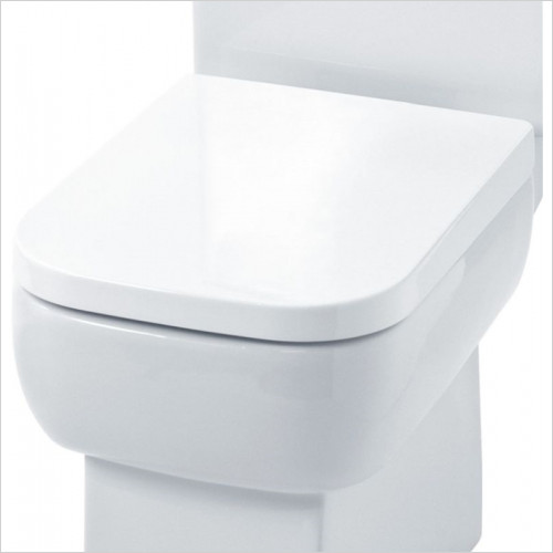 essentials - Orchid Soft Close WC Seat