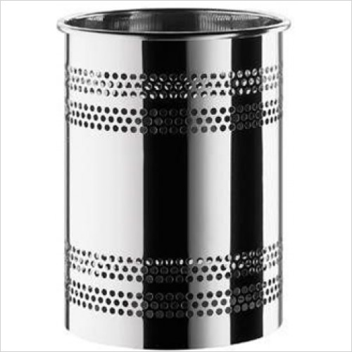 Bathroom Origins - Gedy Le Aste Waste Basket Bin 9 Litre