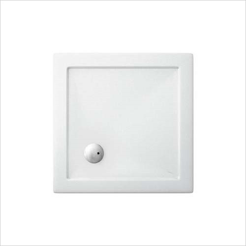 Zamori - Square 700 x 700mm Tray, Anti-Bacterial