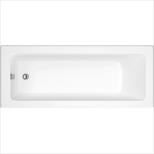 Moods - Solarna Single End Bath 1700 x 700mm 0TH