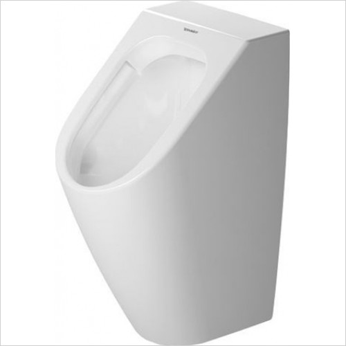 Duravit - Bathrooms - ME By Starck Urinal Rimless With Concealed Inlet With Fly