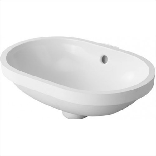 Duravit - Bathrooms - Foster Undercounter Basin 430mm
