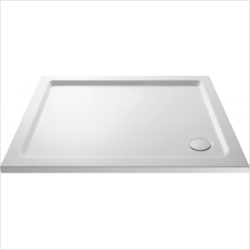 Hudson reed - Rectangular Shower Tray 1000 x 760mm