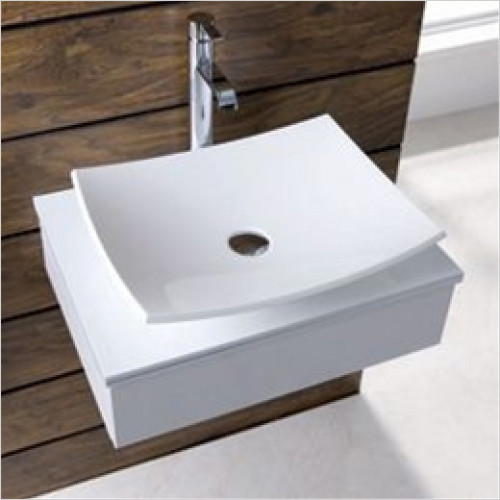 Eastbrook - Natura Sit On Basin 500 x 400mm