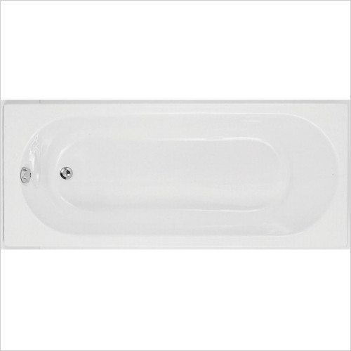Moods - Cascade Single End Bath 1600 x 700mm 0TH