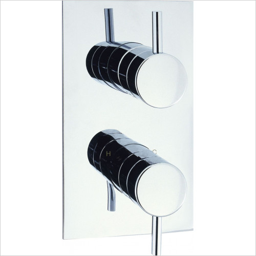 Crosswater essentials - Fusion Thermostatic 1000 Shower Valve