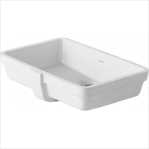 Duravit - Bathrooms - Vero Undercounter Basin 480mm