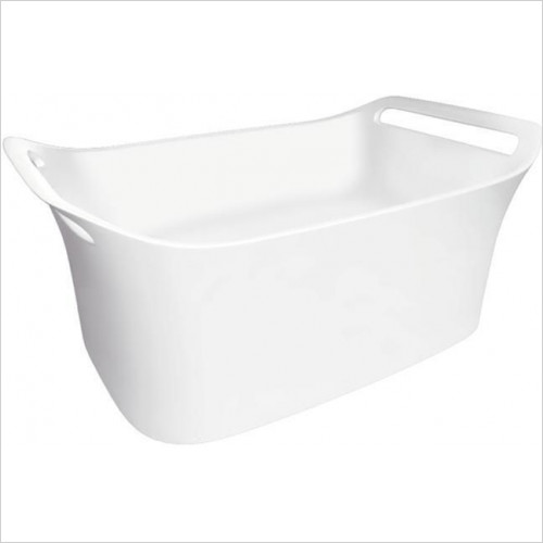 Hansgrohe Axor - Bathrooms - Urquiola Wall-Mounted Wash Bowl 625mm
