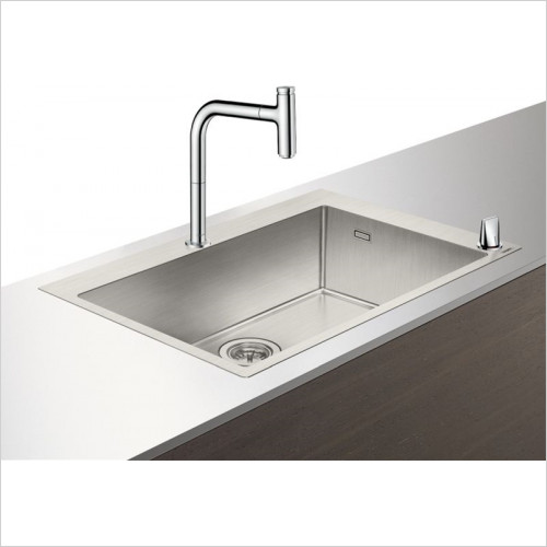 Hansgrohe - Bathrooms - C71-F660-08 Sink Combination 660mm