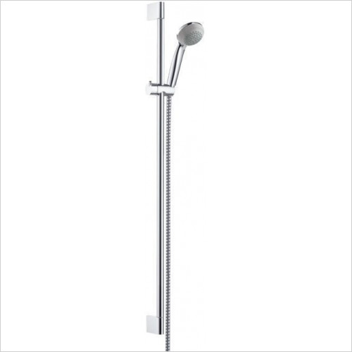 Hansgrohe - Bathrooms - Crometta 85 1Jet/Unica Crometta Set 0.90m