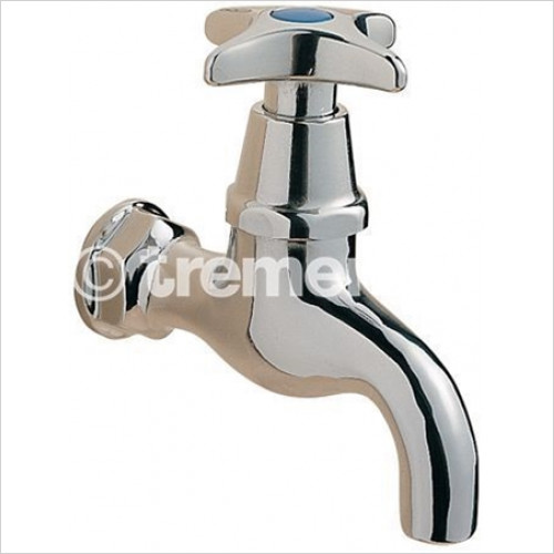 Tremercati - Capri Single Bib Tap With Crosshead
