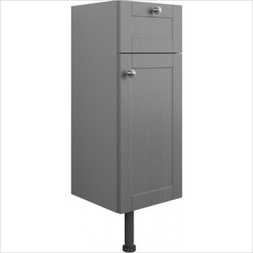 Moods - Benita 300mm 1 Drawer, 1 Door Unit