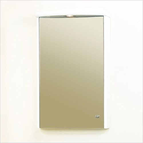 Eastbrook - 430mm Cabinet Mirror (No Cornice)